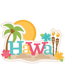 Hawaii travel clipart images Travel vacation png