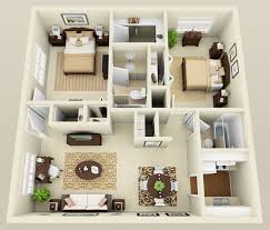 Apartment Layout Ideas Best 25 Two Bedroom Apartments Ideas On Pinterest 2 Bedroom