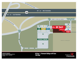 Student Map Login Visitors University Of Cincinnati