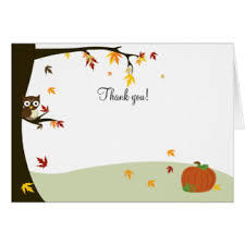 thank you baby note cards zazzle