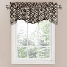 Waverly Curtains And Drapes Waverly Lovely Lattice Curtain Panel And Valance Shopbedding Com