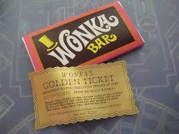 wonka bars where to buy willy wonka chocolate factory replica wonka bar and golden