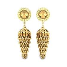 gold earrings with price gold earrings buy gold earrings online shopping in india best