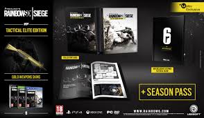 sushi shop siege rainbow six siege hits pc and consoles october 13 three special