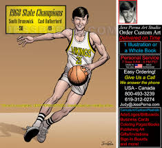 Basketball Coach Business Cards Sports Caricatures Cartoons And Caricatures Gifts And Ads