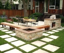 Patio Design Ideas With Pavers  Smashingplatesus - Backyard paver patio designs pictures