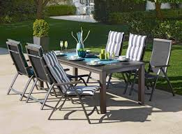 Patio Dining Set by Outdoor Weather Resistant Patio Dining Set Featuring Scratch