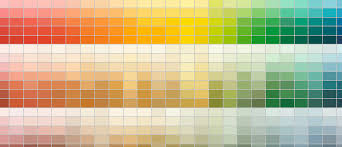 pittsburgh paints color chart great way to get perfect color home