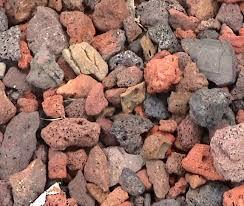 landscape ideas landscaping lava rocks