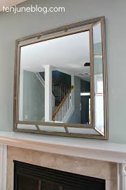 Living Room Mirrors by Ten June A New Living Room Mirror