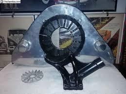 vw center mount fan shroud thesamba com vw classifieds center mount fan shroud w stand