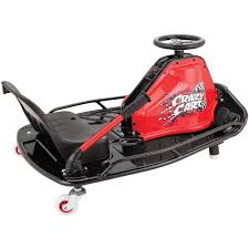 razor electric powered drifting crazy cart walmart com