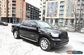 toyota tundra supercharger for sale 2010 toyota tundra for sale in canada