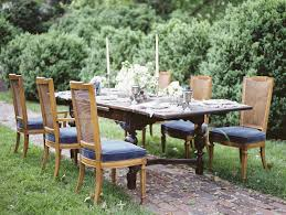 Outdoor Wedding Furniture Rental by Wedding Furniture Rentals Alicia Lacey Photography Washington