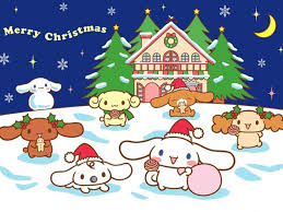 backgrounds cute kitty christmas wallpapers wallpaper