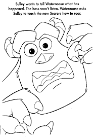 coloring monsters coloring pages 21