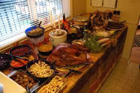 thanksgiving thanksgiving dinner menu for traditional