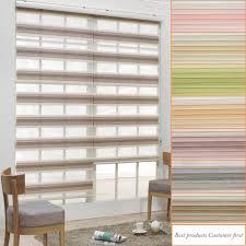 b u0026c double roller blinds zebra shade home window blind 100 custom