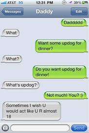Funny Text Messages Jokes Memes - want some updog for dinner text conversations texts and funny texts