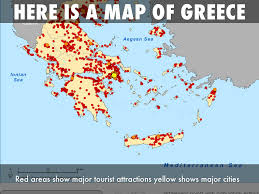 Map Of Greece With Cities by The Wonderful Of Greece By Aaron Rodriguez