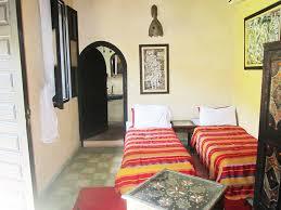 chambre dalila riad à marrakech pas cher riad lallakhiti