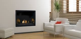 contemporary fireplace glass doors