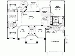 single story 4 bedroom house plans one story 4 bedroom house plans nrtradiant