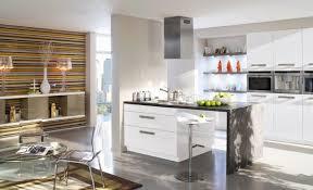 les cuisines à vivre mobilier de cuisines contemporain coloré par ballerina