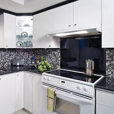 mosaique autocollante pour cuisine credence de cuisine autocollante 11 revger mosaique