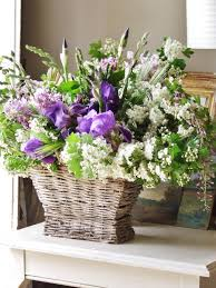 french country floral arrangments tree or may as the
