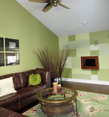 color blocking walls home theater contemporary with chess set word