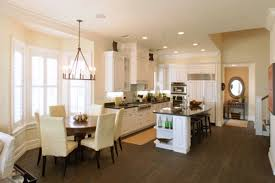 Dining Room Candle Chandelier Kitchen Dining Room Decorating Using Black Metal Candle