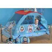 Thomas The Train Bed 2 In 1 Bed Topper U0026 Play Tent Thomas The Train Bedroom Decor