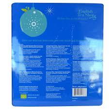 tea shop collection blue tin 72 individually