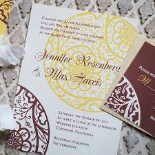 wedding invitations printing 16 things to about printable wedding invitations brides