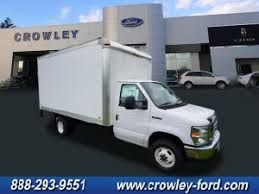 ford e series box truck ford box truck trucks for sale in connecticut 13