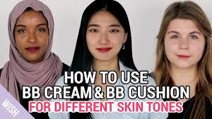 best bb in korea the best korean bb bb cushion for different skin tones