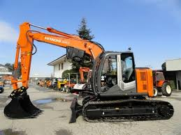 hitachi zx135 us 3 tracked excavators for sale tracked digger