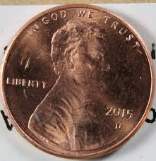 2015 d shield penny error or pmd coin community forum