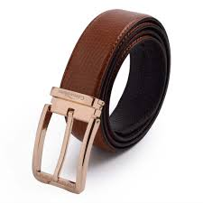 canwelum fashionable men u0027s belt brown leather belts for men