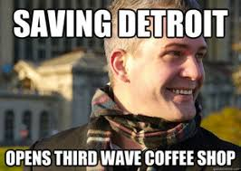 Funny White Memes - white entrepreneurial guy detroit meme or a viral tale of two