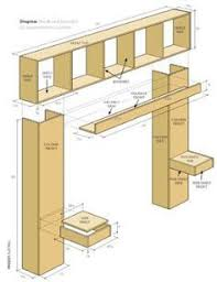 Making A Bed Headboard by Best 25 Bookcase Headboard Ideas On Pinterest Master Bedrooms