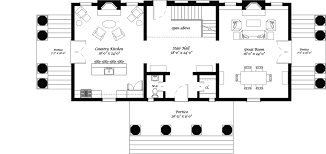 house plans with portico classical style house plan 3 beds 3 50 baths 4050 sq ft plan 492 10