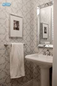 25 best damask bathroom ideas on pinterest corner bathroom