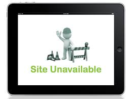 Site Unavailable - 7 signs you need to update your website