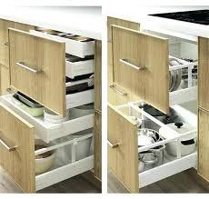 Meuble Cuisine Coulissant Ikea Tapis Tiroir De Cuisine Coulissant Tiroirs Et Rangements Coulissants