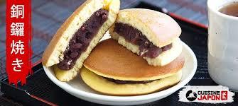 cuisine japonais dorayaki pancake japonais populaire cuisine japon
