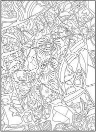 islamic mosaic coloring download u0026 print coloring