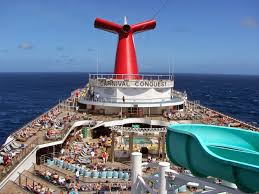Carnival Conquest Floor Plan by The Davis Family 2016