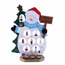 wooden snowman popular wooden snowman ornament buy cheap wooden snowman ornament